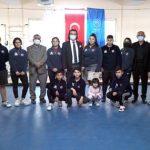 Haltercilerimizin yeni hedefi Gençler Dünya Şampiyonası