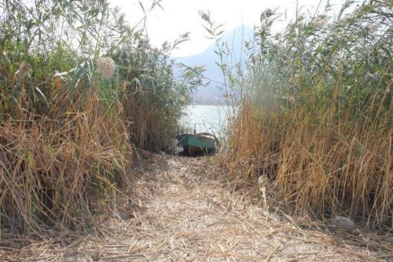 Isparta'nın Can Damarı Eğirdir Gölü 15 Metreye Düştü