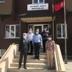 Vali Seymenoğlu'ndan Uluğbey'e Ziyaret