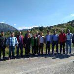 CHP İl Başkanı Halıcı'dan Eğirdir'e Ziyaret