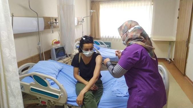 1 Milyonuncu Aşı ISPARTA'DAN