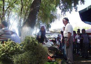 800 Yıllık Türk Pazarı Hala Yaşıyor…