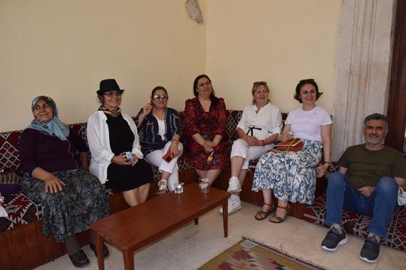Ada Ülkesi Sanatçıları Eğirdir'e Hayran Kaldı