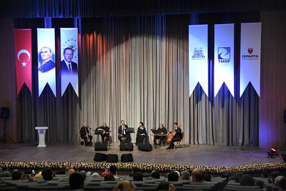 Isparta Meydan AVM Belediye Kültür Merkezinde İlk Etkinlik Düzenlendi