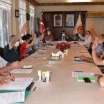 Eğirdir Belediyesi Meclis Toplantısı Gerçekleşti