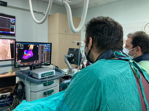Yeni Teknolojilerle Sağlık Buluyorlar