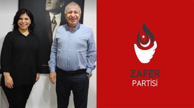 Zafer Partisi'nde Yalvaçlı Üst Düzey Yönetici