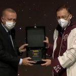 SDÜ, 'YÖK Üstün Başarı Ödülü'ne Layık Görüldü
